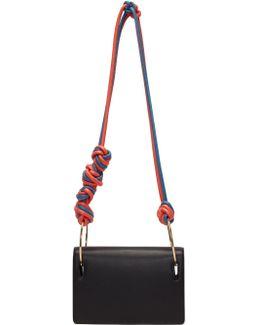 Black Ring Cord Bag