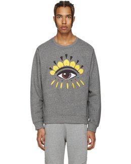 Grey Eye Sweatshirt