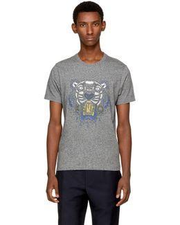 Grey Tiger T-shirt
