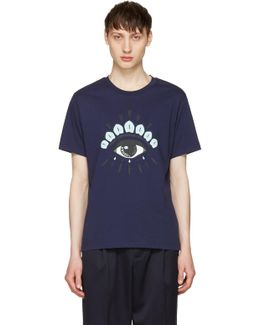 Navy Eye T-shirt