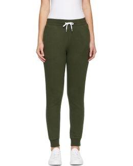 Khaki Classic Jogging Lounge Pants