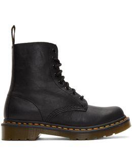 Black Pascal Boots