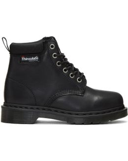Black 939 Thinsulate Boots