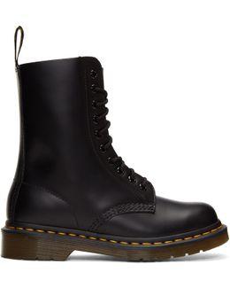 Black 1490 Boots