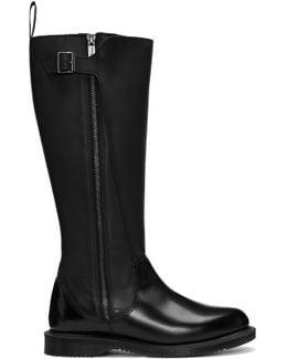 Black Chianna Boots
