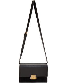 Black Medium Bellechasse Bag