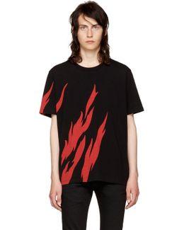 Black Flame T-shirt