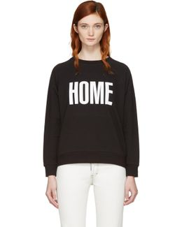 Black 'hometown' Sweatshirt