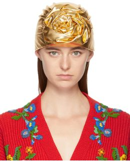 Gold Head Wrap