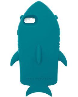 Blue Shark Iphone 7 Case
