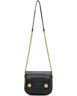 Black 'stella Popper' Bag