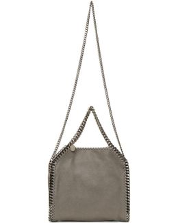 Grey Mini Falabella Tote