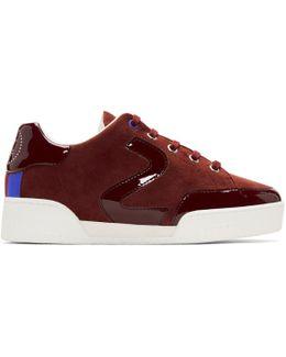 Red 'stella' Sneakers