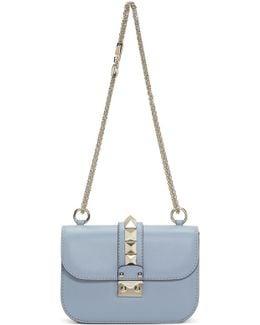 Rockstud Lock Small Shoulder Bag