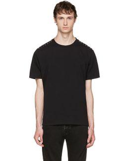 Black 'rockstud Untitled' 09 T-shirt