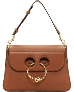 Tan Medium Pierce Bag