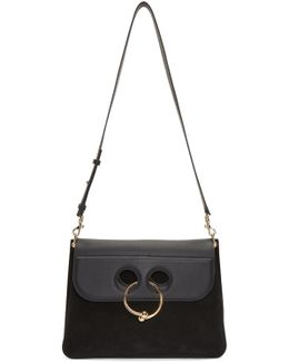 Black Large Pierce Bag
