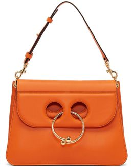 Orange Medium Pierce Bag