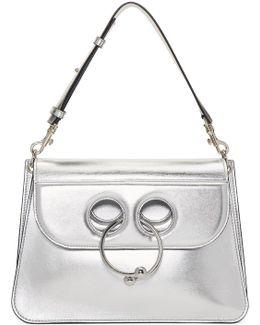 Silver Medium Pierce Bag