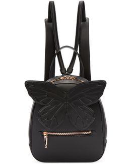 Black Kiko Butterfly Backpack