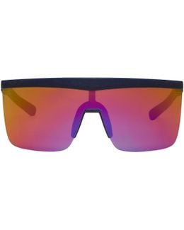 Navy Trust Sunglasses