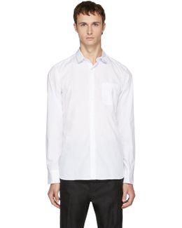 White Classic Pocket Shirt