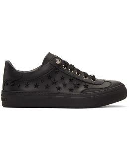 Black Stars Ace Sneakers
