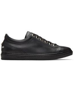Black Stars Cash Sneakers