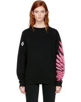 Ssense Exclusive Black Pras Sweatshirt