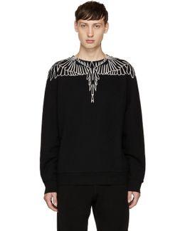 Black & White Anne Sweatshirt