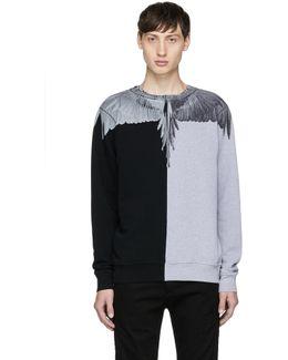 Black & Grey Asher Sweatshirt