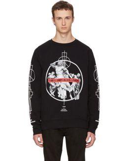 Black Fainu Sweatshirt
