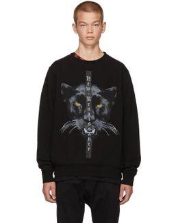 Black 'new Renaissance' Yune Sweatshirt
