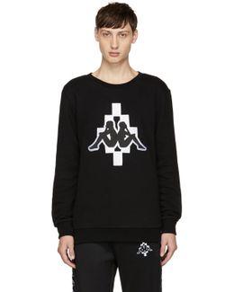 Black Kappa Edition Sweatshirt