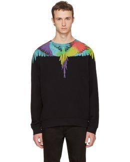 Black Neurk Sweatshirt