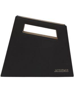 Black 'le Petit' Bag