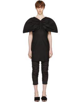 Black 'la Mini Vallauris' Dress
