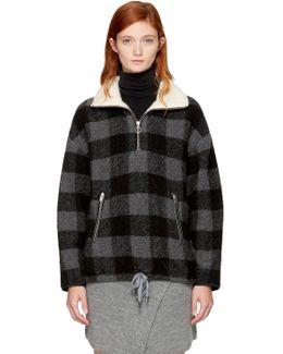 Grey Check Gilas Jacket