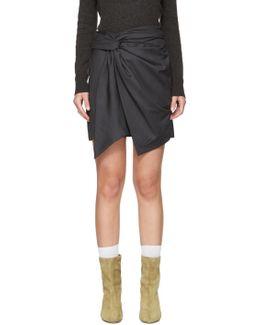 Grey Nima Skirt