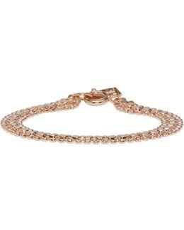 Rose Gold Hunter Multi Chain Bracelet