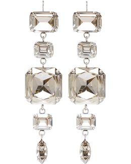 Silver Blondie Earrings
