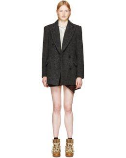 Grey Elley Coat