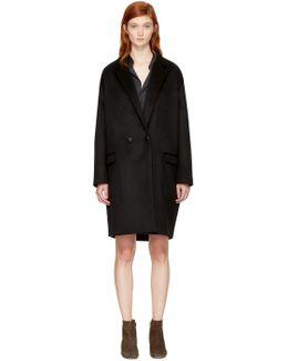 Black Filipo Coat
