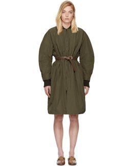 Khaki Deimos Coat