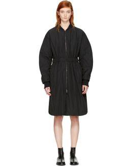 Black Deimos Coat