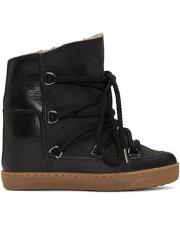 Black Nowles Boots