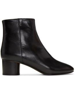 Black Danay Boots