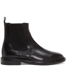 Black Chelay Chelsea Boots