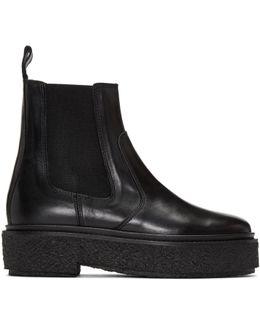 Black Celton Boots