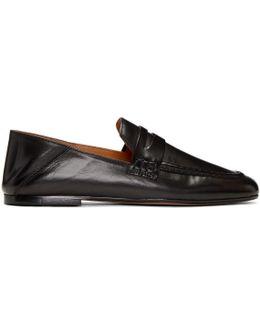 Black Fanzel Loafers